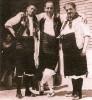 Con Jesús Gracia y José Oto